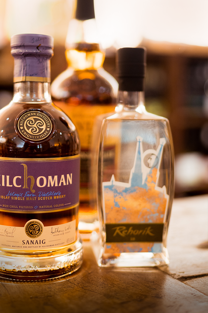 Whisky, Gin & Co.