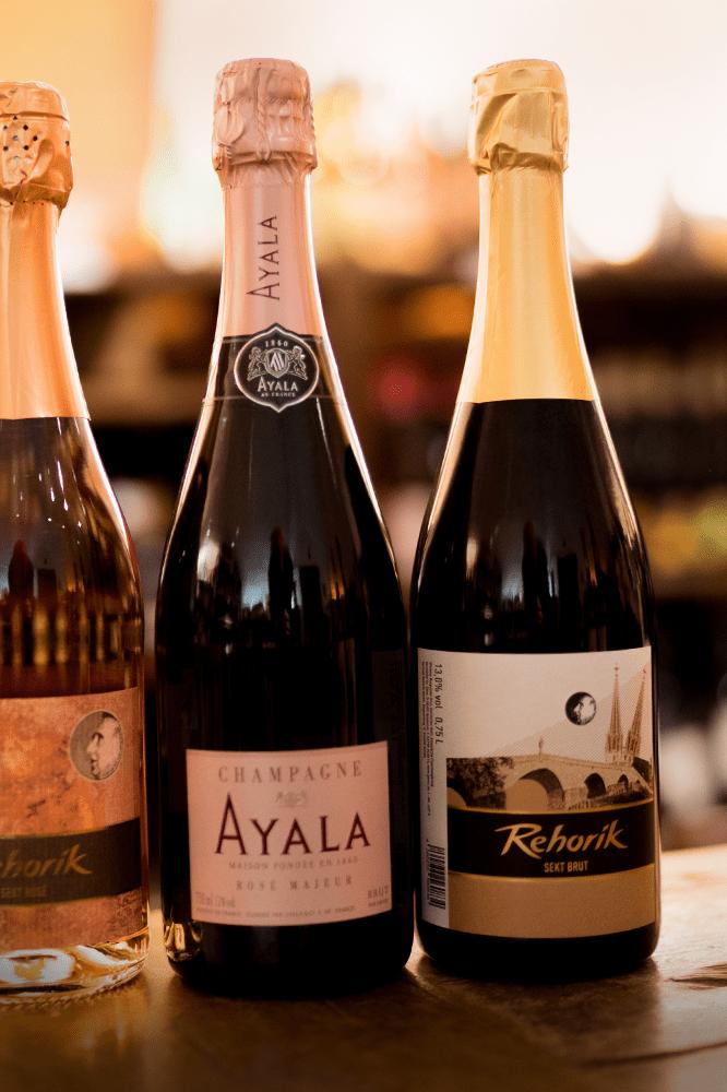 Champagner & Sekt